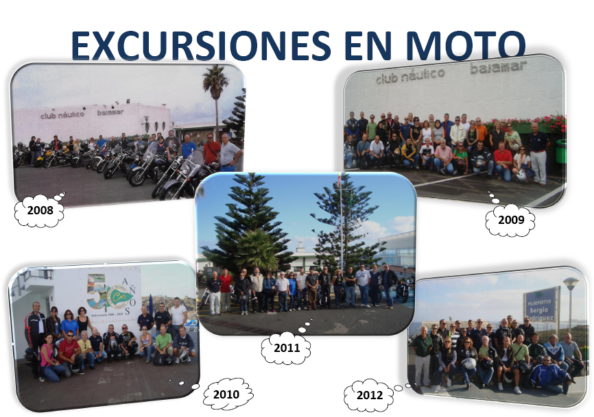 EXCURSION MOTO