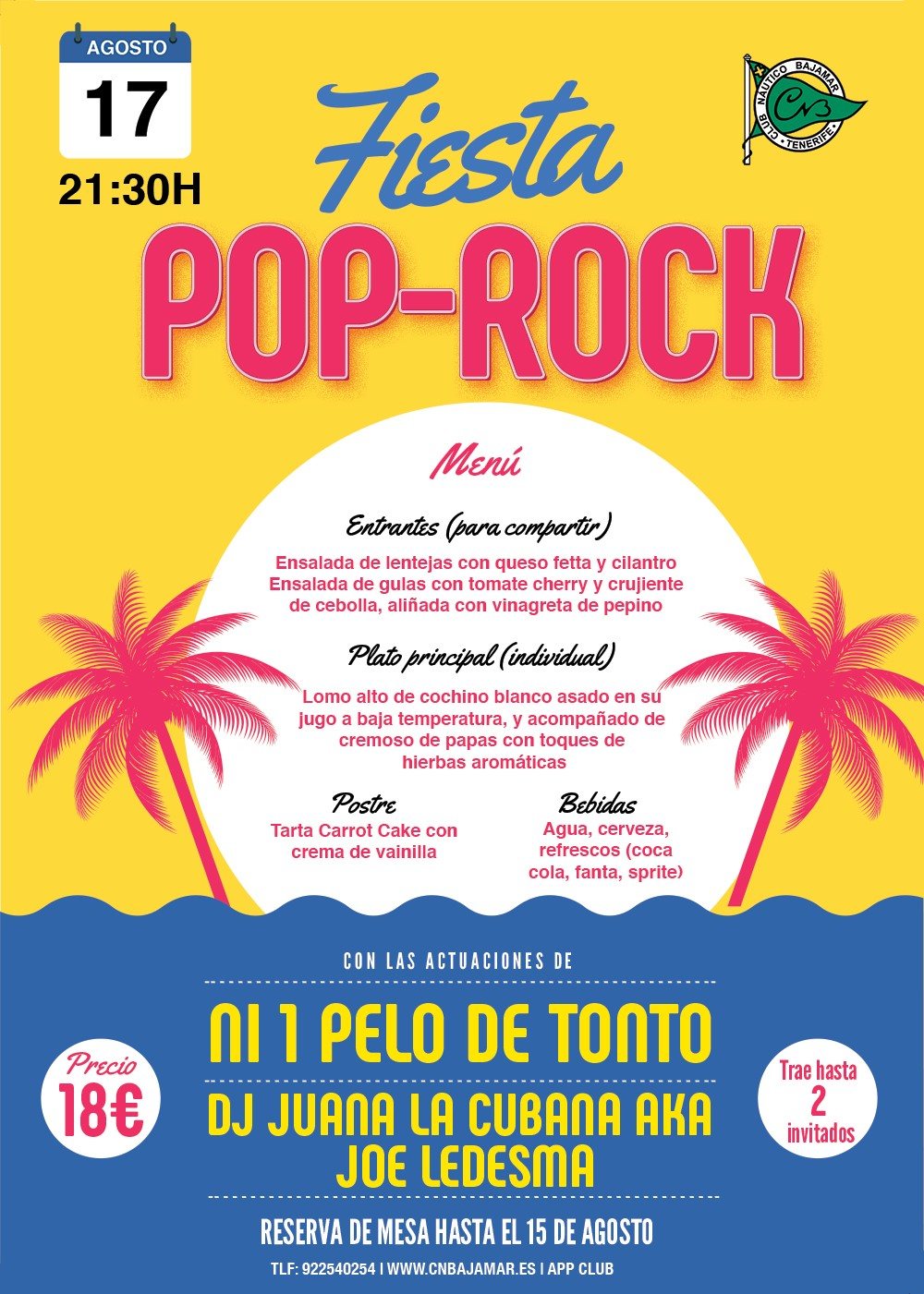 FIESTA POP ROCK