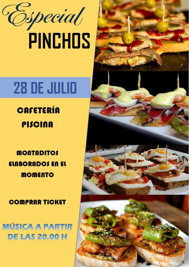 PINCHITOS